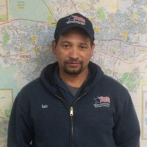 Luis American Document Destruction worker