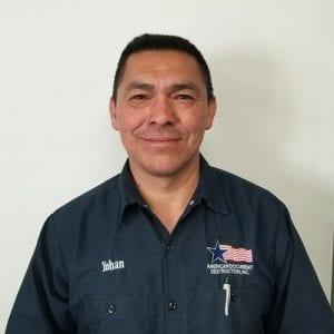 Yohan Ulloa American Document Destruction worker