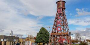 Chilton Centennial Tower in Elko, Nevada